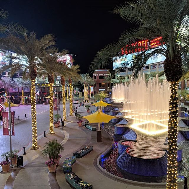 Westgate in Phoenix is what North Hills wants to be when it grows up.